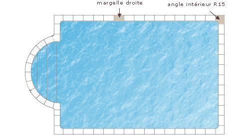 Exemple de réalisation d'un bassin Deco